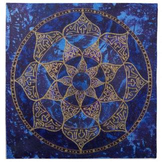 Servilletas cósmicas de Lotus