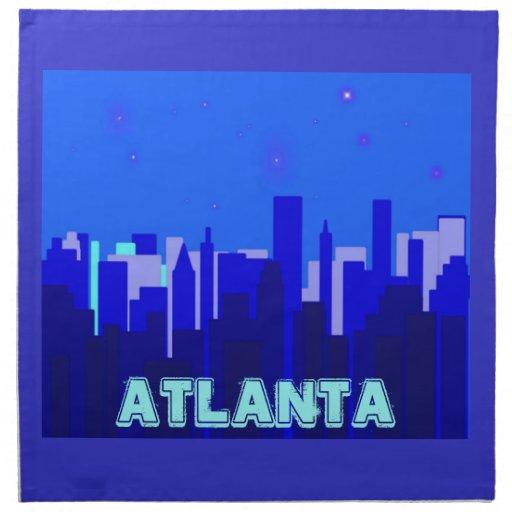 Servilletas de Atlanta