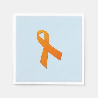 Servilletas de la cinta del cáncer del riñón servilletas desechables