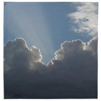 servilletas de la nube