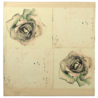Servilletas de los rosas