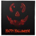 Servilletas del feliz Halloween
