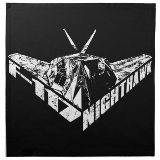 Servilletas del paño del Nighthawk F-117 (fije 4)