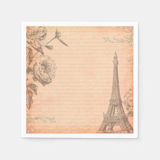 Servilletas elegantes lamentables de la torre servilleta de papel