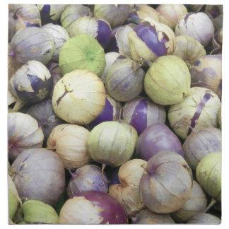 Servilletas - grosellas espinosas en el mercado de
