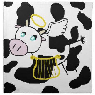 Servilletas santas de MoJo del americano de la vac