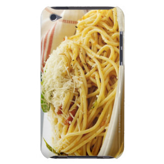 Serving a Bowl of Spaghetti with Tomato Sauce Case-Mate iPod Touch Case