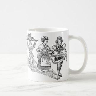 Serving a Feast Coffee Mug