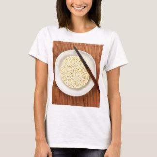 Serving instant noodles T-Shirt