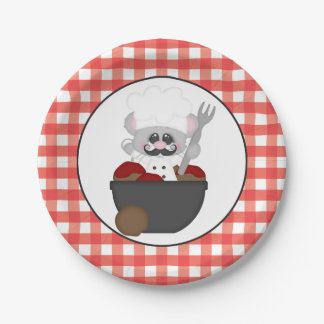 Serving Meatballs Italian food fun plate
