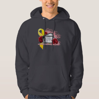 serving on the homefront(army wife) hoodie