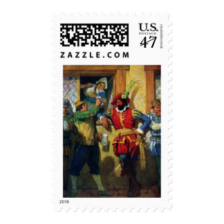 Serving Pirates from Window Postage