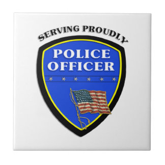 Serving Proudly Tile