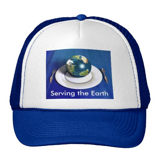Serving the Earth Hat