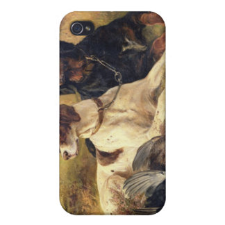 Serving the Guns iPhone 4/4S Cases