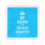 [Crown] be reem and read on!!!!!!  Serving Trays Square Serving Trays