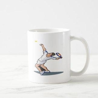 Serving Up Coffee Mug