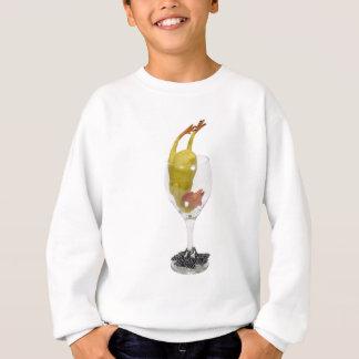 ServingOfFun110709 copy Sweatshirt