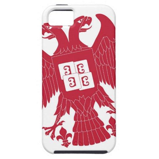 Servio Eagle iPhone 5 Case-Mate Carcasas