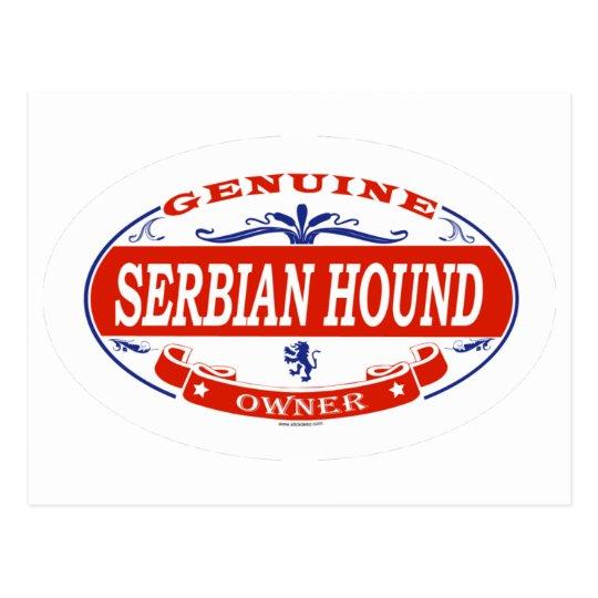 SERVIO HOUND_ POSTAL