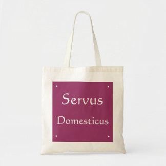 Servus Domesticus Bolsa Tela Barata