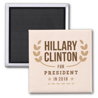 Sesame Hillary Clinton for President in 2016 Magnet