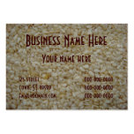 Sesame Seeds Business Card Templates
