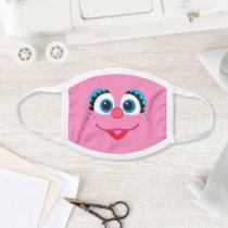 Sesame Street Abby Cadabby Face Face Mask