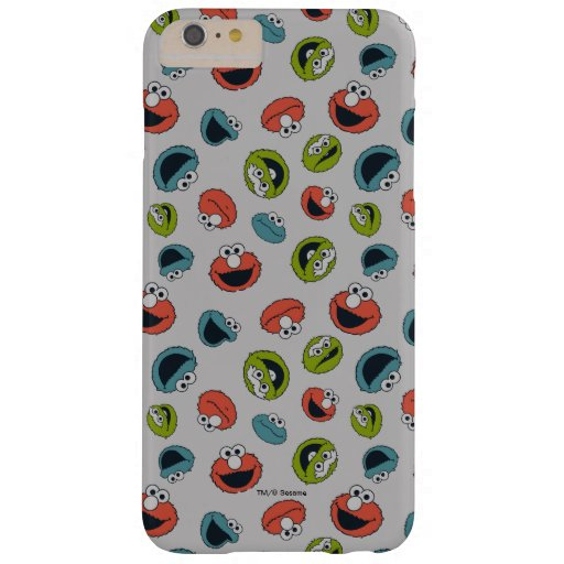 Sesame Street | All Star Team Pattern Barely There iPhone 6 Plus Case