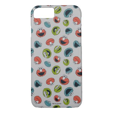 Sesame Street | All Star Team Pattern iPhone 8/7 Case