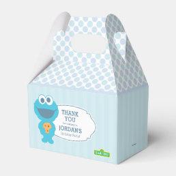 Sesame Street | Baby Cookie Monster Favor Box
