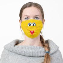 Sesame Street Big Bird Face Adult Cloth Face Mask