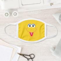 Sesame Street Big Bird Face Face Mask