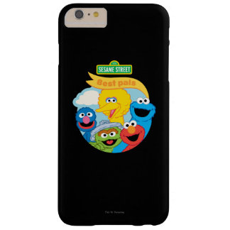 Sesame Street Character Art Barely There iPhone 6 Plus Case