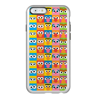 Sesame Street Character Eyes Pattern Incipio Feather® Shine iPhone 6 Case
