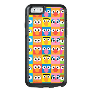 Sesame Street Character Eyes Pattern OtterBox iPhone 6/6s Case
