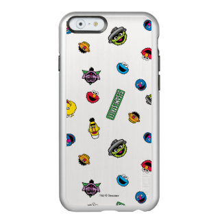 Sesame Street Character Pattern Incipio Feather® Shine iPhone 6 Case