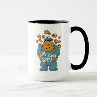 Sesame Street | Cookie Monster - Me Can't Stop Mug