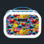 """Sesame Street Crew Pattern 
