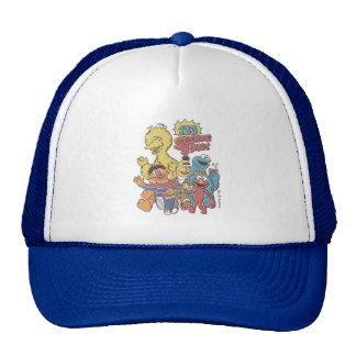 Sesame Street del vintage 123 Gorras De Camionero