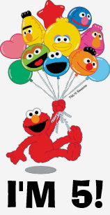 Elmo T Shirts