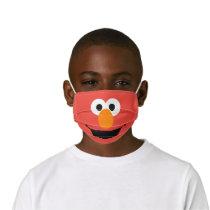 Sesame Street Elmo Face Kids' Cloth Face Mask