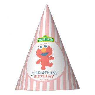Sesame Street | Elmo - First Birthday Party Hat