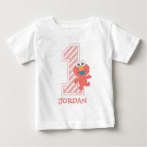 Sesame Street | Elmo - First Birthday T-Shirt