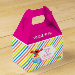 Sesame Street | Elmo Girls - Birthday Thank You Favor Box