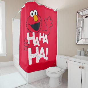 Elmo Sesame Street Shower Curtains