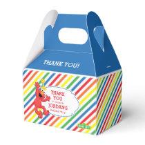 Sesame Street | Elmo Neutral Birthday Favor Box