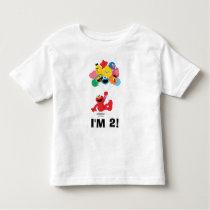 Sesame Street | Elmo & Pals - 2nd Birthday Toddler T-shirt