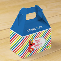 Sesame Street | Elmo - Rainbow Birthday Favor Box
