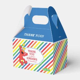 Sesame Street | Elmo - Rainbow Birthday Favor Box